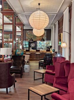 H10 Montcada Boutique Hotel - Barcelona - Bar
