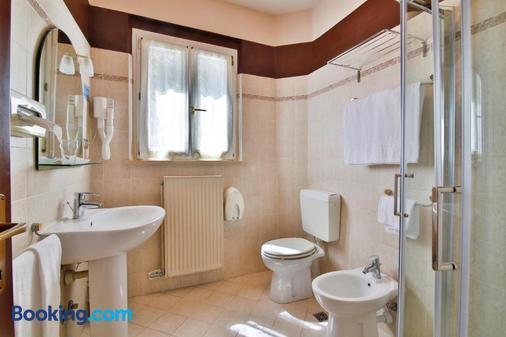聖安東尼奧城堡飯店 - 拉齊塞 - 浴室