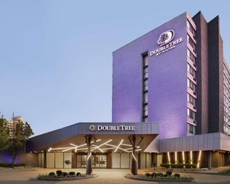 DoubleTree by Hilton Hotel Toronto Airport West - Mississauga - Gebouw