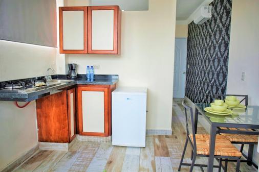Rig Hotel Boutique Puerto Malecon - Santo Domingo - Kitchen