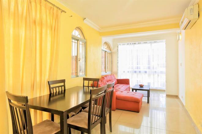 Rig Puerto Malecon - Santo Domingo - Dining room