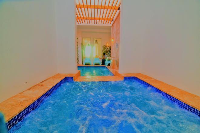 Rig 梅爾康港飯店 - 聖多明各 - 游泳池