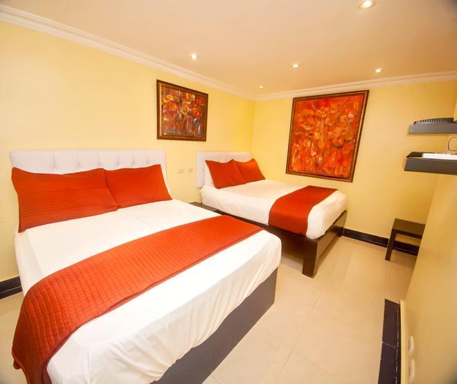 Rig 梅爾康港飯店 - 聖多明各 - 臥室