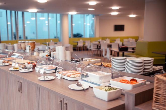 慕尼黑梅瑟鬱金香旅館 - 慕尼黑 - 慕尼黑 - 自助餐
