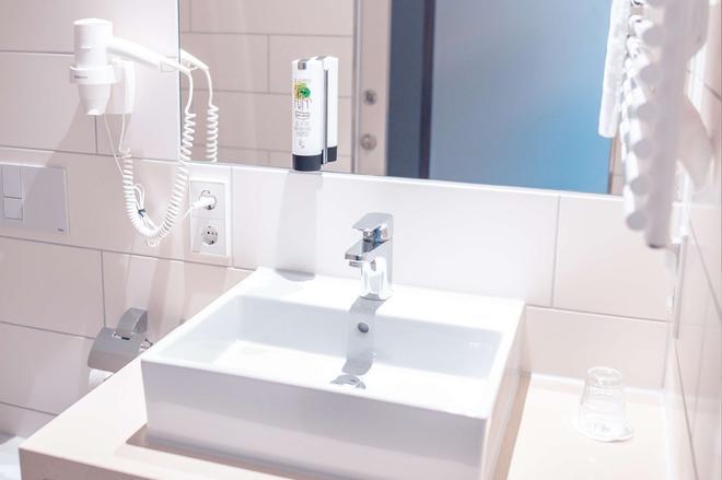 慕尼黑梅瑟鬱金香旅館 - 慕尼黑 - 慕尼黑 - 浴室