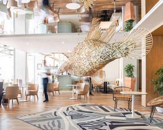 Hotel Novotel Thalassa Ile d'Oléron - Saint-Trojan-les-Bains - Restaurace
