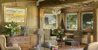 La Ferme Saint Simeon - Honfleur - Lounge