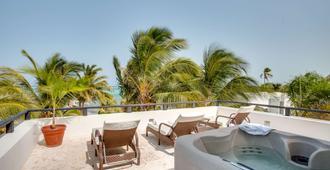 Las Terrazas Resort and Residences - San Pedro Town - Rakennus