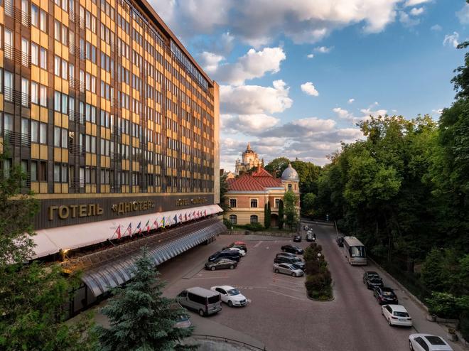 Premier Hotel Dnister - Lviv - Building
