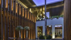 Hotel Criol - Santiago de Querétaro - Vista del exterior