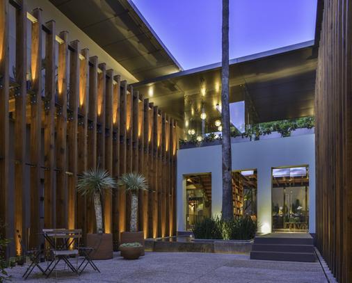 Hotel Criol - Santiago de Querétaro - Näkymät ulkona