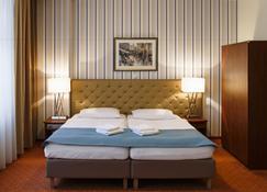 Gryf Hotel - กดัญสก์ - ห้องนอน