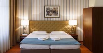 ホテル グリフ - グダニスク - 寝室