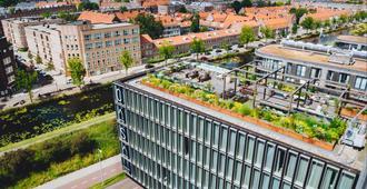 Hotel Casa Amsterdam - Amsterdam - Utomhus
