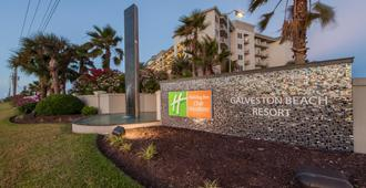 Holiday Inn Club Vacations Galveston Beach Resort - Galveston - Außenansicht