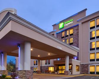 Holiday Inn Express Wilkes Barre East - Wilkes-Barre - Edificio