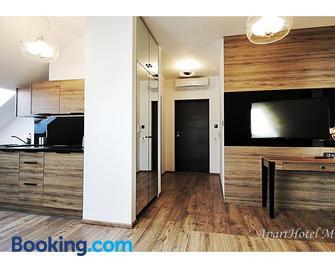 Apartamenty Pila Pila - Pila - Huiskamer