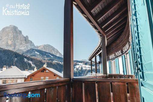 Kristiania Small Dolomites Hotel - Selva di Val Gardena - Building