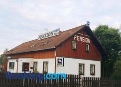 Penzion Fáfa - Rozvadov - Byggnad