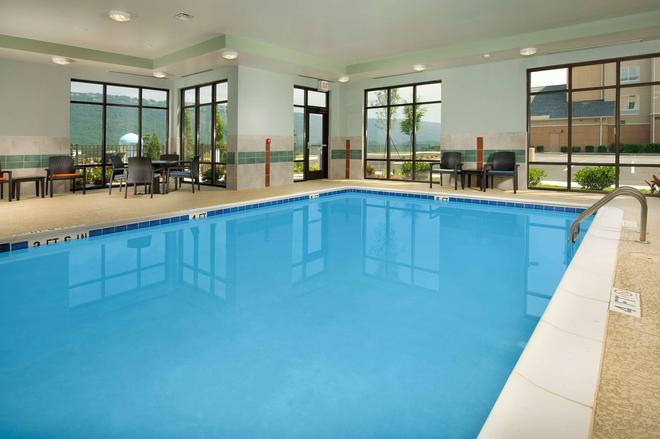 Hampton Inn Chattanooga West/Lookout Mountain, TN - Chattanooga - Uima-allas