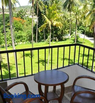 椰樹海灘度假村 - 蘇梅島 - 蘇梅島 - 陽台