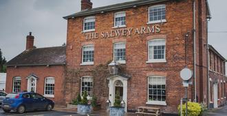 The Salwey Arms - Ludlow - Edificio
