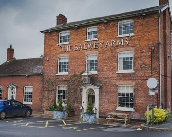The Salwey Arms - Ludlow - Edificio