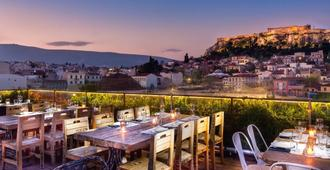 360 Degrees - Athens - Restaurant