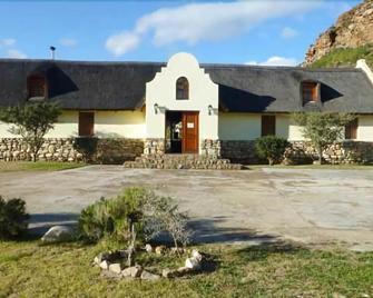 Bushman Valley - Prince Albert - Gebäude