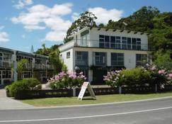 Tutukaka Coast Motor Lodge - Whangarei - Building