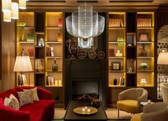 梅森魯吉酒店 - 史特拉斯堡 - 斯特拉斯堡 - 休閒室