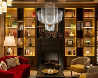 Maison Rouge Strasbourg Hotels&spa, Autograph Collection - Strasbourg - Lounge
