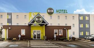 B&B Hotel Dijon Les Portes Du Sud - Marsannay-la-Côte - Building