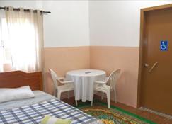 Guajara Palace Hotel - Porto Velho - Schlafzimmer