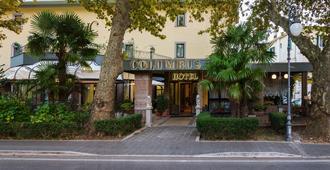 Hotel Columbus - Bolsena - Edificio