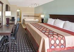 達拉斯東速 8 酒店 - 達拉斯 - 達拉斯 - 臥室