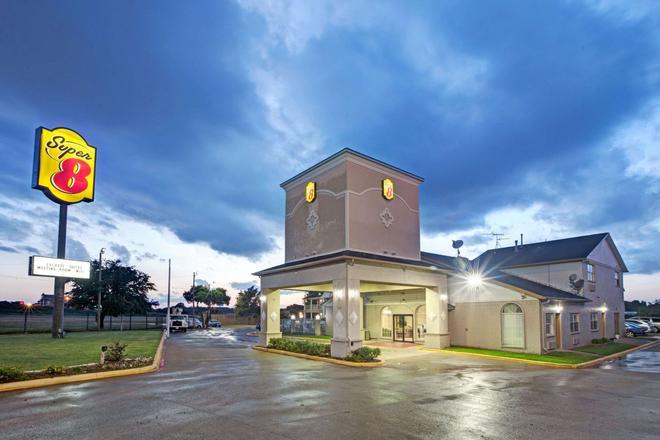 達拉斯東速 8 酒店 - 達拉斯 - 達拉斯 - 建築