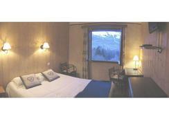 Chalet Liberty Mont-blanc - Saint-Gervais-les-Bains - Κρεβατοκάμαρα