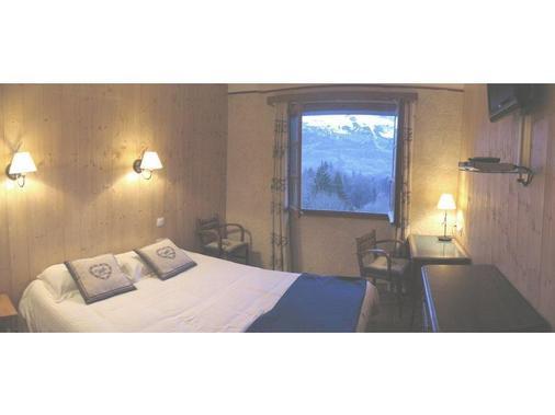 Chalet Liberty Mont-Blanc - Saint-Gervais-les-Bains - Bedroom
