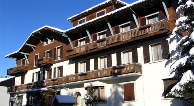 Chalet Liberty Mont-blanc - Saint-Gervais-les-Bains - Κτίριο