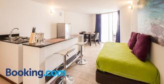 Apartamentos In DI Morgan's Canon - San Andrés - Sala de estar