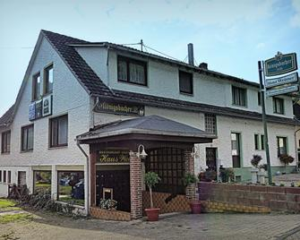 Hotel Weimer - Laurenburg - Building