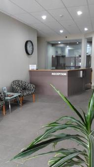 @ The Hub West - Palmerston North - Front desk