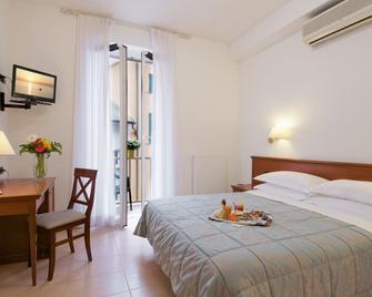 Hotel La Camogliese - Камольї - Спальня