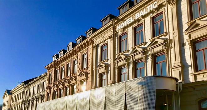 Best Western Hotel Baltic - Sundsvall - Building