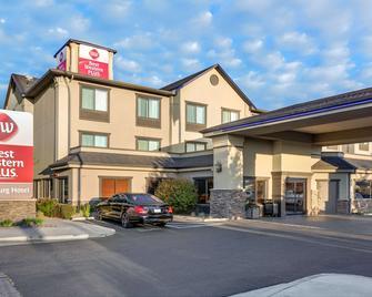 Best Western Plus Ellensburg Hotel - Ellensburg - Building