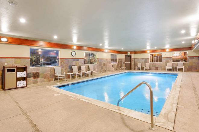 Best Western Plus Ellensburg Hotel - Ellensburg - Pool