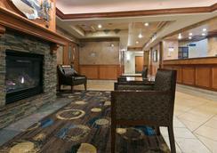 Best Western Plus Ellensburg Hotel - Ellensburg - Lobby