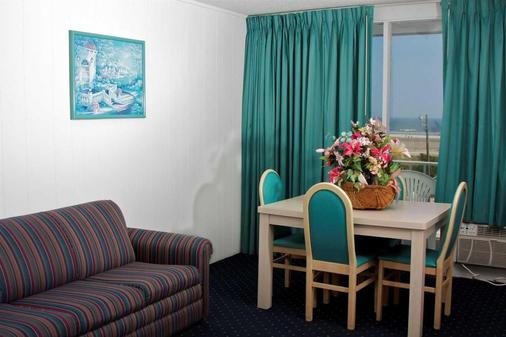 Olympic Island Beach Resort - Wildwood Crest - Ruokailuhuone