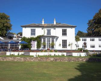 Penmere Manor Hotel - Falmouth - Building
